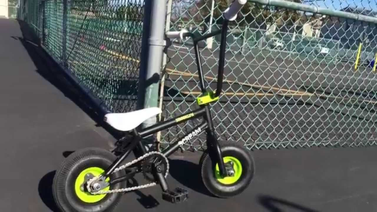 Mini Bmx Bike Youtube