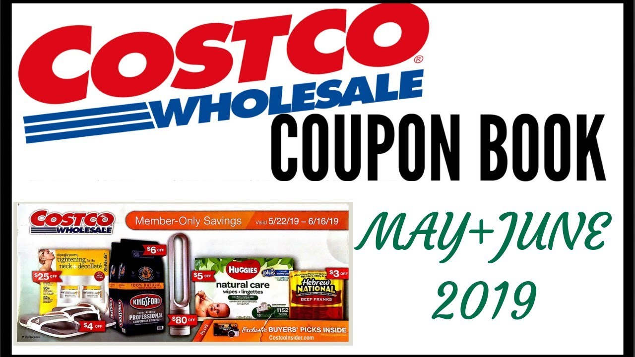Costco Ad August 12222 & Coupon Book August 12222