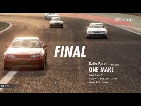 HACK GTSport ARRANCADA ATRASADA - Nissan Skyline GT-R - Gran Turismo Sport