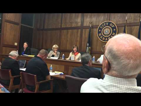 Watch Harahan City Council's heated 'no confidence' vote