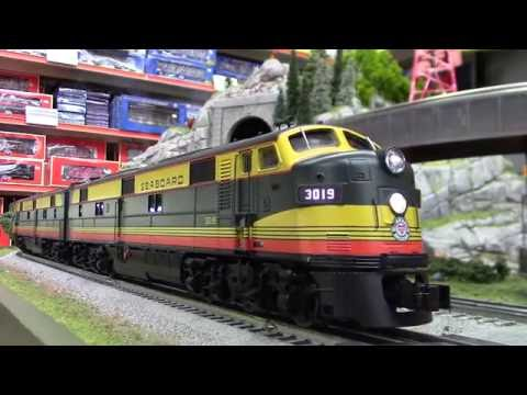 Lionel E7 AA Set With Legacy
