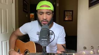 Holy - Justin Bieber ft. Chance The Rapper *Acoustic Cover* by Will Gittens
