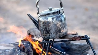 Cool Thing to do with a camp kettle