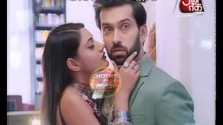 Shivaay Anika s KISS in Ishqbaaz