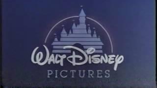 Walt Disney Pictures/TriMark Pictures Logos