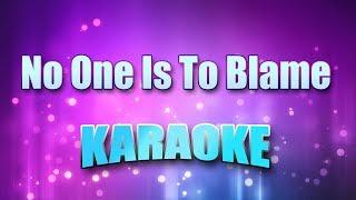 Jones, Howard - No One Is To Blame (Karaoke & Lyrics)