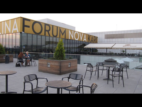 FORUM Nova Karolina Ostrava Czech Republic - Shopping Centre FORUM Nova Ostrava