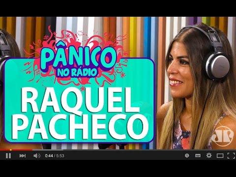 Raquel Pacheco (Bruna Surfistinha) - Pânico - 19/02/16