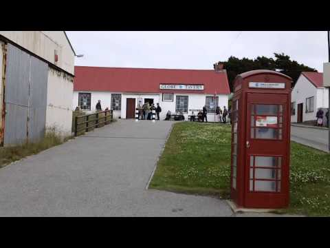Globe Tavern Port Stanley Falkland Islands
