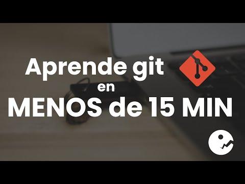 Aprende GIT en MENOS de 15 MINUTOS 😎 | equisd