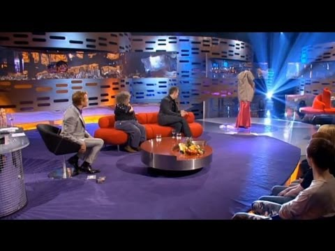Graham Norton Show 2007-S1xE13 Miriam Margolyes, Rupert Everett and The Zimmers-part 2