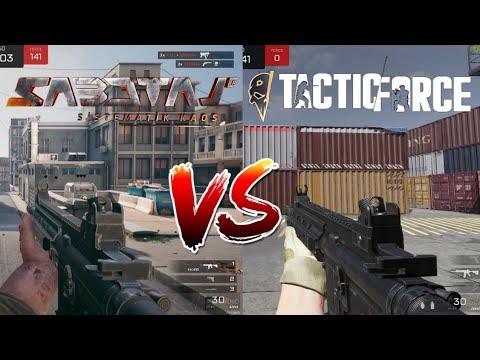 Tactic Force VS