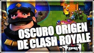 EL OSCURO ORIGEN DE CLASH ROYALE PARTE 2-CREEPYPASTA CLASH ROYAL-Nefi 56