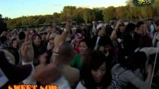 夢の島野外ダンス 2K9 一発目 SWEET SOP
