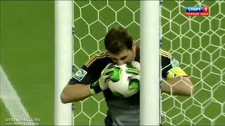 Италия Испания 1 2 финал серия пенальти
