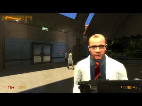 Let's Play Black Mesa - Part 6: Peters, you son of a bitch!