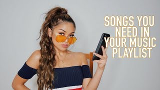 One of Koleen Diaz's most viewed videos: GET LITTY WITH ME: My Music Playlist | Koleen Diaz
