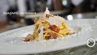 Spaghetti Carbonara–Bruno Albouze–THE REAL DEAL