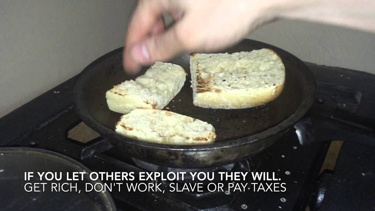 Revolution America  How To Make Toast Without Toaster