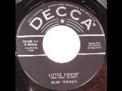 Mimi Roman - Little Lovin'