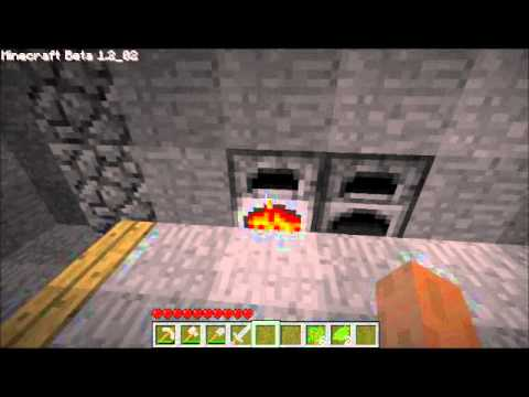 How To Make Green Dye In Minecraft Youtube