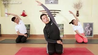 Bài tập Yoga giúp trẻ khỏe, hồng hào da mặt | Yoga tại nhà