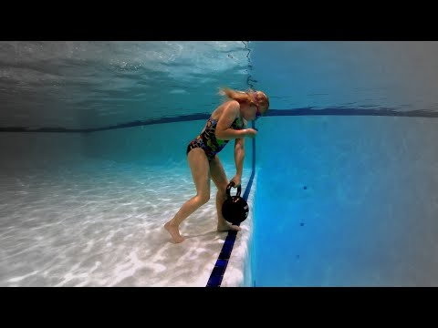 Dangers of Deep Diving with a Heavy Weight