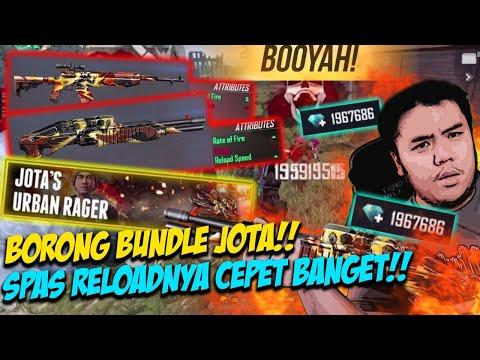 BORONG SENJATA JOTA!! SPAS RELOADNYA NGGAK SAMPE 1 DETIK!!!! LANGSUNG BANTAI!! - FREE FIRE INDONESIA - 동영상