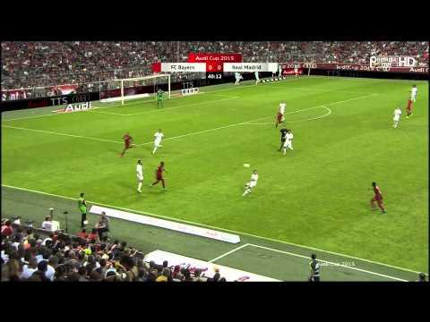 Real Madrid vs Bayern Munchen - Audi CUP - Full Match - 04/08/2015 - HD