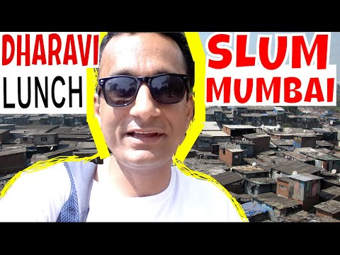 Mumbai's Dharavi - Biggest Slum of INDIA Tour & Food Review