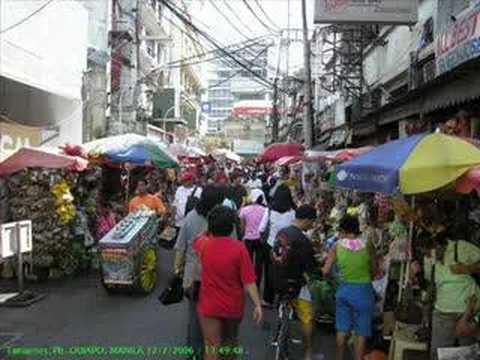A Day in Manila