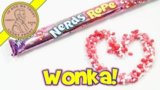 Wonka Valentine Nerds Rope - I Made A Tasty Nerd Heart!