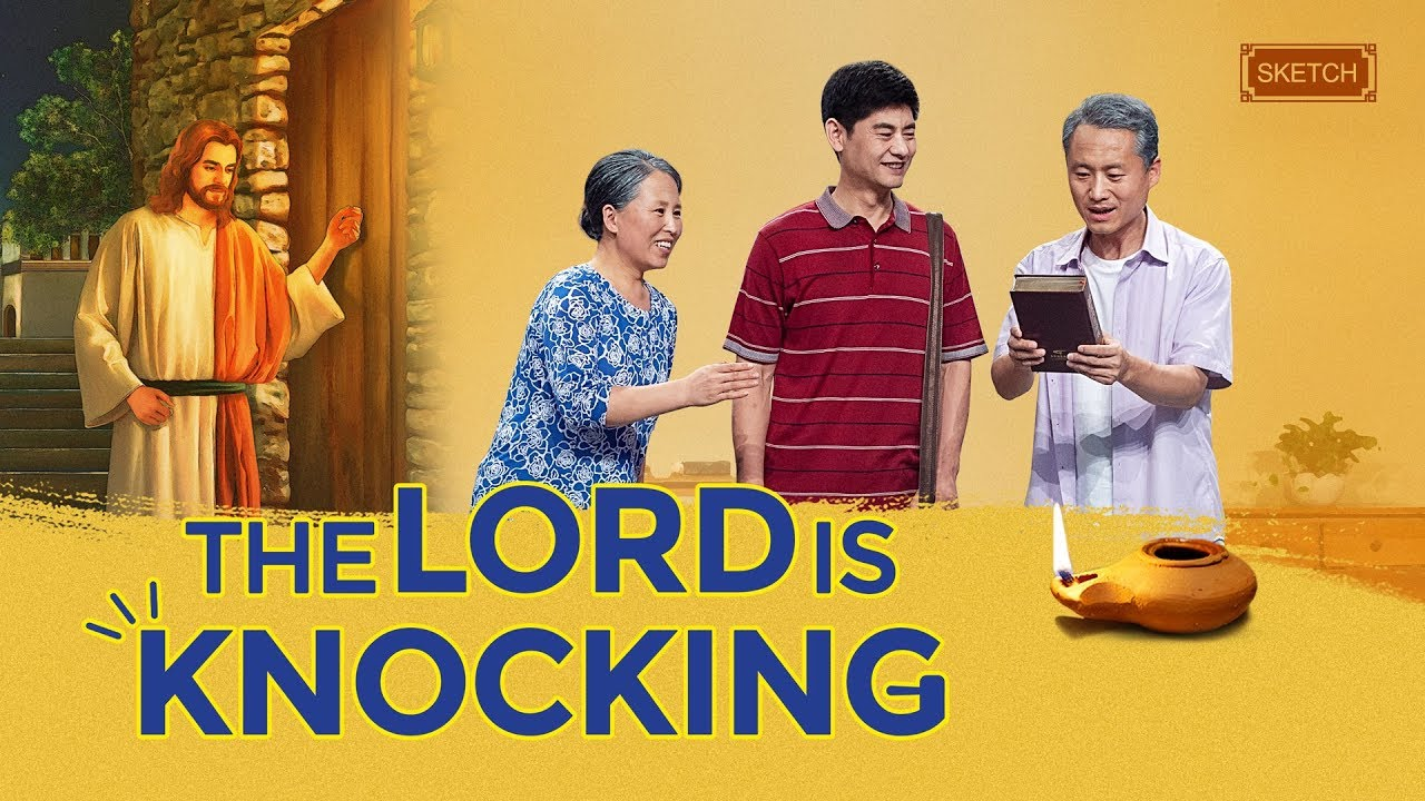 """English Christian Video """"The Lord Is Knocking"""" 