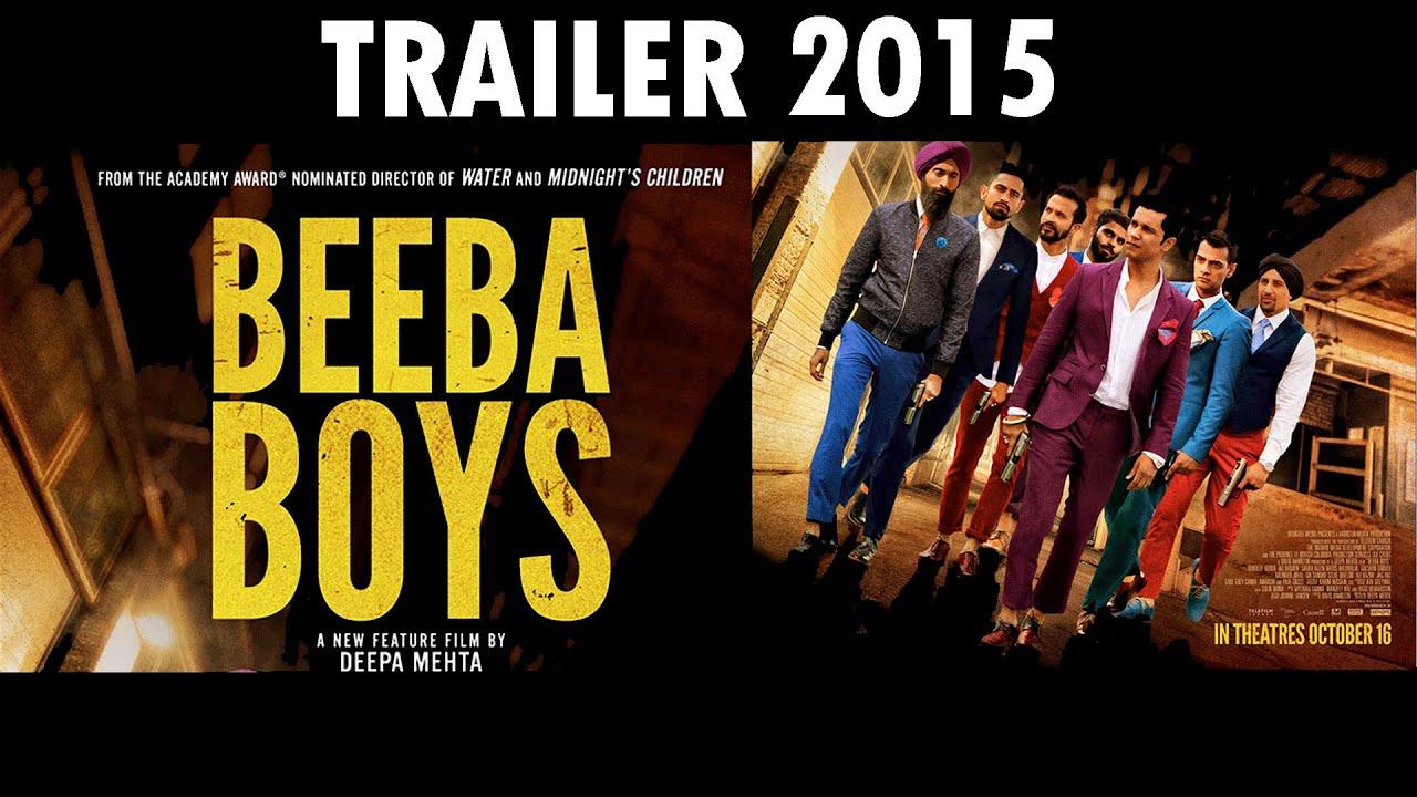Beeba Boys - Official Trailer [HD] 2015 |  Randeep Hooda | Gulshan Grover