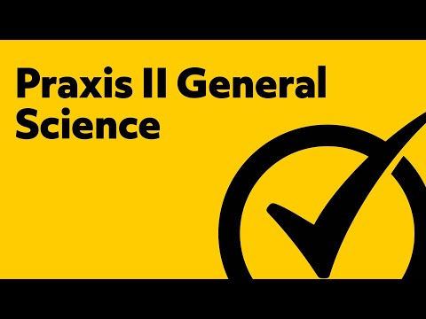 Free Praxis II (5435) General Science: Content Knowledge Study Guide