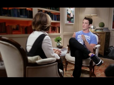 'On Creativity'  with actor Miles Teller