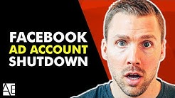 Facebook Shut Down Ad Account (Facebook Ad Account Disabled)