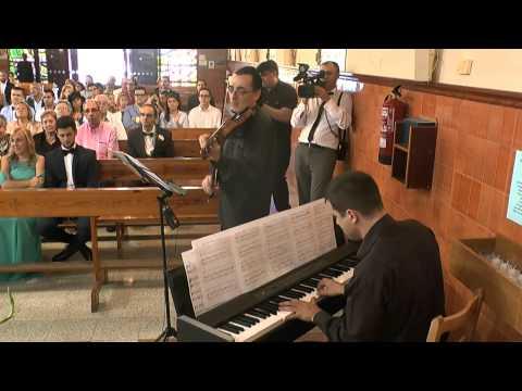 What a Wonderful World - Violin & Piano