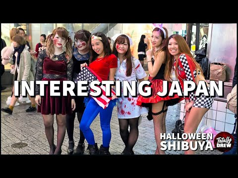 "Halloween in Shibuya ""LIVE"" Street Party 2018"