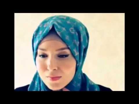 cara memakai hjba ala muslimah eropa terbaru