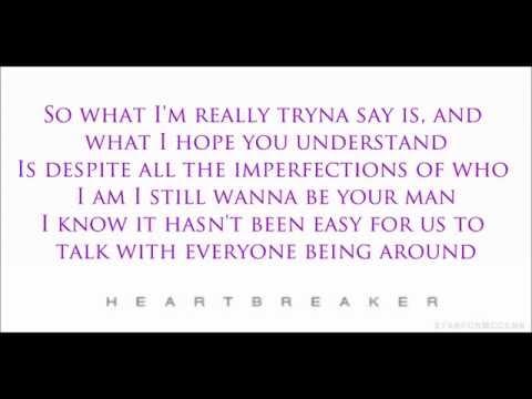 Justin Bieber - Heartbreaker (Official Lyrics)