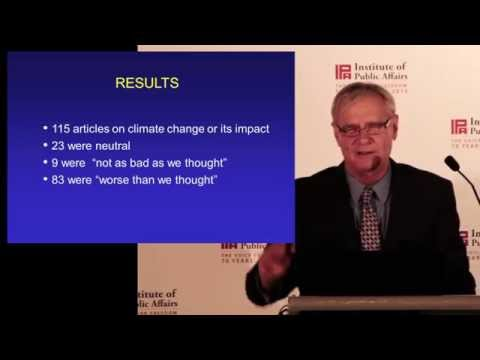 Dr Patrick Michaels: Is Science Trustworthy?