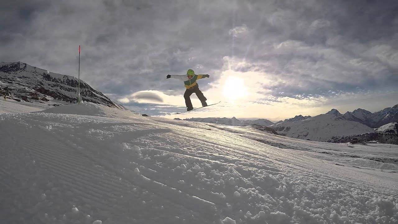 Winterfreizeit 2015 Oz en Oisans Alpe dHuez YouTube