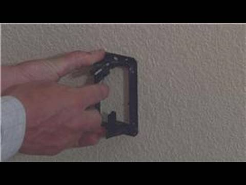 AudioVideo Installation How to Run Speaker Wire Through Walls