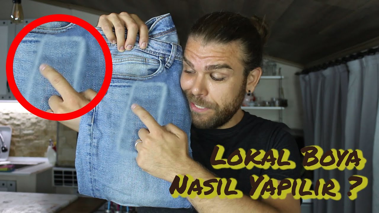 Pantolonda telefon izini nasıl yok edilir ?