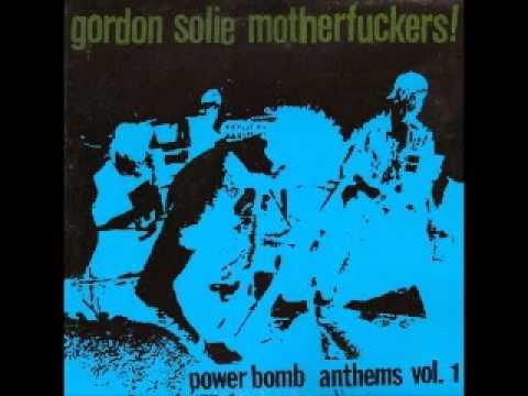 Gordon Solie Motherfuckers - Tears of aclone