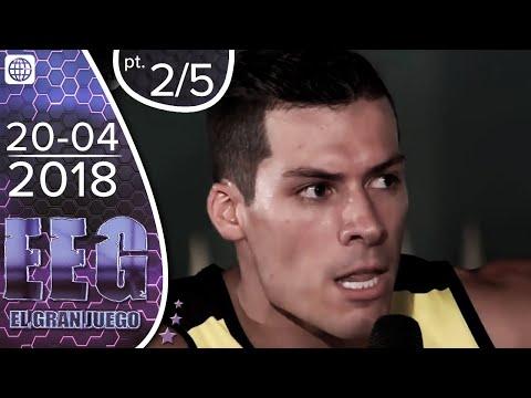 EEG El Gran Clásico - 20/04/2018 - 2/5