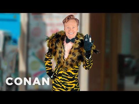 Conan's Met Gala Ensemble - CONAN on TBS