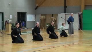 Kyudo 弓道 - mochi mato sharei