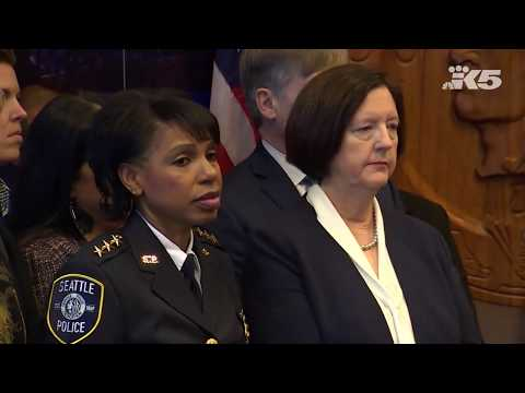 Kathleen O'Toole steps down as Seattle Police Department chief